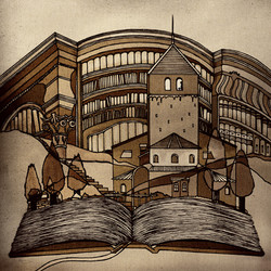 世界の童話シリーズその226 「雪娘ナターシャ」