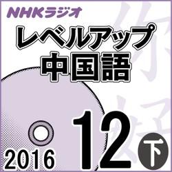 NHK「レベルアップ 中国語」 2016.12月号(下)