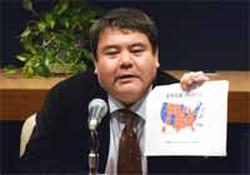前嶋和弘 オバマ後のアメリカ政治の著者【講演CD:トランプ新大統領の政権運営と課題】