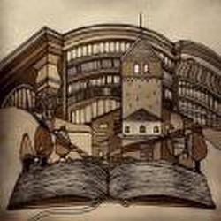 世界の童話シリーズその69 「北風と太陽」