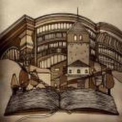 世界の童話シリーズその83 「竜になった娘」